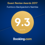 Funtoco Backpackers Namba/レビュー実績